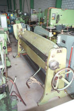 sheet metal folding machine [15]