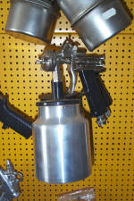 paint spray gun 18