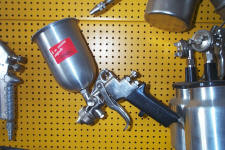 paint spray gun 19