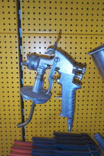 paint spray gun 20